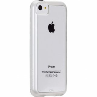 【衝撃に強いタフなケース】 iPhone 5c Hybrid Tough Naked Case Clear / Clear