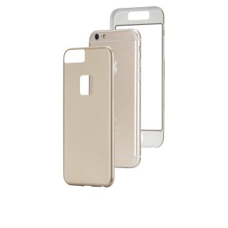 【iPhone6s/6 ケース 薄型で全体を覆うタイプ】 iPhone6s/6 Zero Case Champagne Gold ゼロケース シャンパン・ゴールド