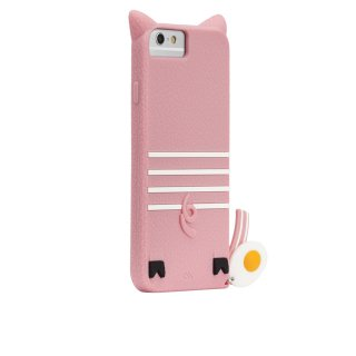 【iPhone6s/6 ケース かわいい こぶた】 iPhone6s/6 CREATURES: Piglet Case 【チャーム つき】 クリーチャーズ: こぶた