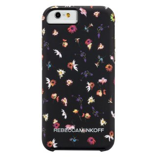 【iPhone6s/6 ケース レベッカ・ミンコフ】 iPhone6s/6 Hybrid Tough Print Rebecca Minkoff Botanical Floral