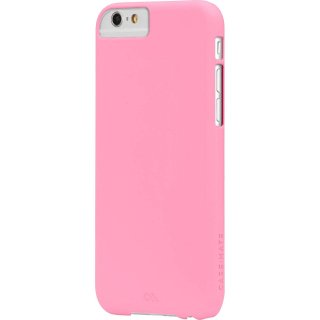 【iPhone6s/6 ケース 薄型 シンプル】 iPhone6s/6 Barely There Case Light Pink ベアリーゼア・スリム ハードケース