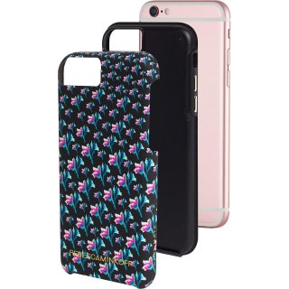 【iPhone6s/6 ケース レベッカ・ミンコフ】 iPhone6s/6 Hybrid Tough Print REBECCA MINKOFF Floral Blossom