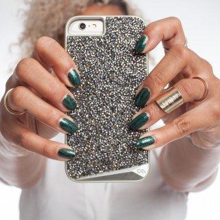 【iPhone6s Plus/6 Plus ケース 水晶を使用】 iPhone6s Plus/6 Plus Brilliance Case Champagne Gold ブリリアンス ケース