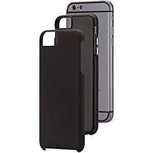 【iPhone6s Plus/6 Plus ケース 2層構造でしっかりと保護する】 iPhone6s Plus/6 Plus Hybrid Tough Case Black / Black