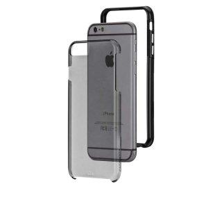 【iPhone6s Plus/6 Plus ケース 2層構造で保護】 iPhone6s Plus/6 Plus Hybrid Tough Naked Case Smoke / Black