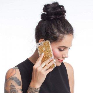 【iPhone6s Plus/6 Plus ケース 24金を大胆に使用!】 iPhone6s/6 Plus Karat Case Gold Leaf