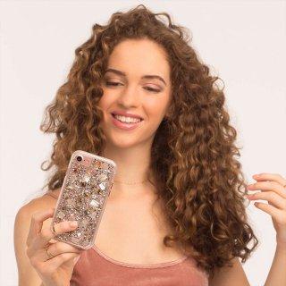 【iPhone8 真珠貝を使用!美しく煌びやかなケース】iPhone8/7/6s/6 Karat - Mother of Pearl