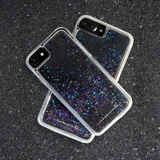 【iPhone8 Case-Mate 人気No.1ケース】iPhone8/7/6s/6 Waterfall - Black