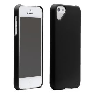 iPhone SE/5s/5 対応ケース Simple Case, Matte Black