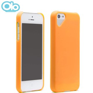 iPhone SE/5s/5 対応ケース Simple Case, Orange Popsicle