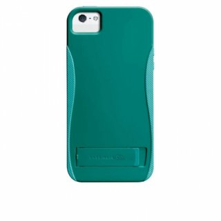【スタンド機能付きケース】 iPhone SE/5s/5 POP! with Stand Case Emerald Green/Pool Blue