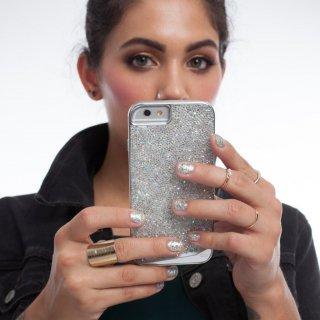 【iPhone6s/6 ケース 水晶を使用】 iPhone6s/6 Brilliance Case (Ver.2) Diamond ブリリアンス ケース ダイアモンド