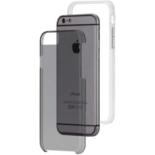 【iPhone6s/6 ケース 2層構造で保護】 iPhone6s/6 Hybrid Tough Naked Case Smoke Black / Clear