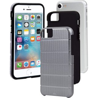 【iPhone8/7 ケース 2層構造でしっかりと保護】 iPhone8/7/6s/6 Hybrid Tough Mag Case Space Grey / Black