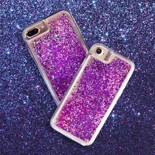 【iPhone8 Plus Case-Mate 人気No.1ケース】iPhone8 Plus/7 Plus/6s Plus/6 Plus Waterfall - Magenta