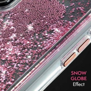 【Case-Mate 人気No.1ケース】iPhoneXS Max Waterfall-Rose Gold