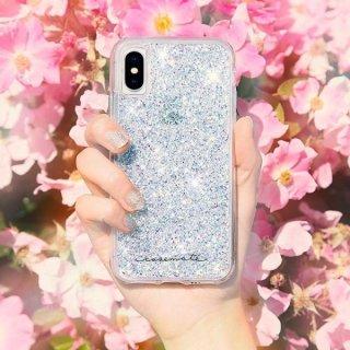 【夜空にきらめく星のような美しさ!】iPhoneXS/X Twinkle-Stardust