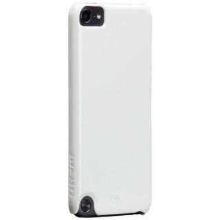 【スリムタイプハードケース】 iPod touch 5th/6th Barely There Case Glossy White