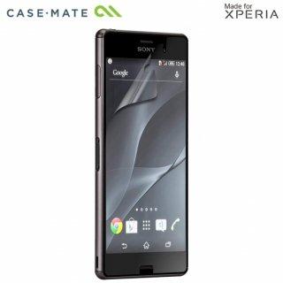 【液晶&背面保護フィルムセット】 Sony Xperia Z3 SO-01G/SOL26/401SO Screen Protector Front & Back