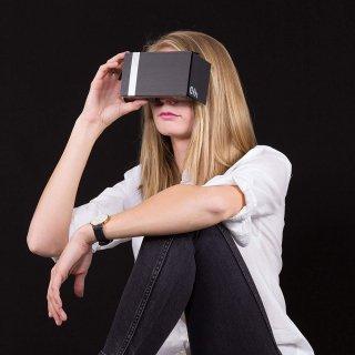 【Google Cardboardアプリ用】 Virtual Reality Viewer V2.0 3D体験ゴーグル