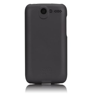 【衝撃に強いケース】 スマートフォンケース (SoftBank X06HT / HTC Desire) 液晶保護シート付き ハードケース カバー
