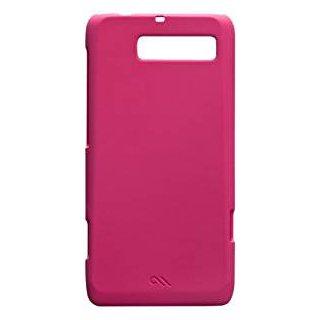 【シンプルでタフ】Motorola RAZR M XT907 SoftBank 201M Barely There Case Lipstick Pink