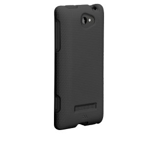 【衝撃に強いケース】 HTC 8S Hybrid Tough Case Black/Black