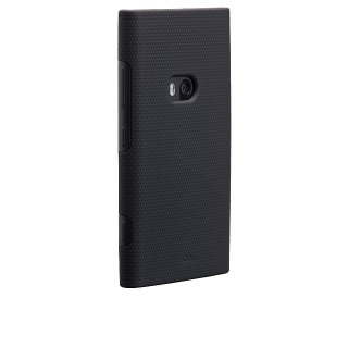【衝撃に強いケース】 Nokia Lumia 920 Hybrid Tough Case Black/Black