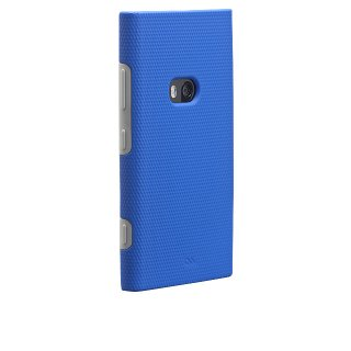 【衝撃に強いケース】 Nokia Lumia 920 Hybrid Tough Case Marineblue/Gray