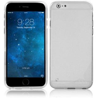 【iPhone6s/6 ケース やわらかく ハリのある 半透明 TPU素材製】 ahha iPhone6s/6  Gummi Shell Case MOYA  Clear