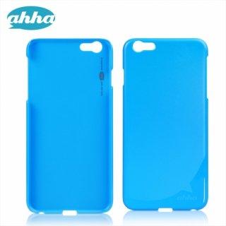【iPhone6s/6 ケース かたくて うすい 不透明 ポリカーボネイト素材製】 ahha iPhone6s/6  Hard Shell Case POZO