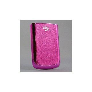 BlackBerry Bold 9780 Battery Door  Koskin Metallic Pink  Shiny Light Pink