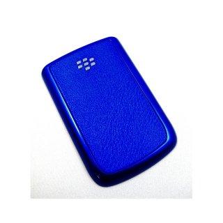BlackBerry Bold 9780 Battery Door  Koskin Blue  Gloss Blue