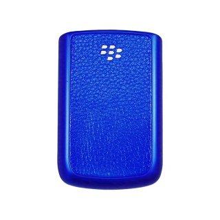 BlackBerry Bold 9780 Battery Door  Koskin Blue  Matte Blue