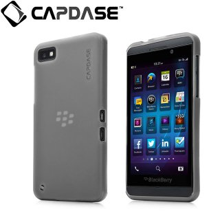 【定番のソフトケース】 CAPDASE BlackBerry Z10 Soft Jacket 2 XPOSE  Black