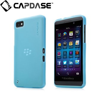 【定番のソフトケース】 CAPDASE BlackBerry Z10 Soft Jacket 2 XPOSE  Blue