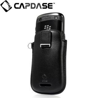 【ポケットタイプケース】 CAPDASE BlackBerry Curve 9350/9360/9370 Smart Pocket Molded Fit  Black