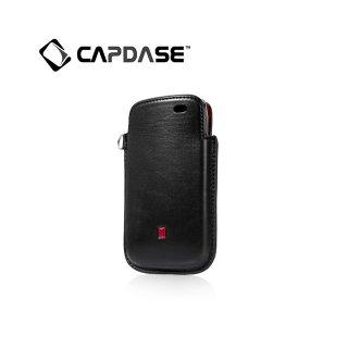 【ポケットタイプケース】 CAPDASE BlackBerry Torch 9850/9860 Smart Pocket Molded Fit  Black