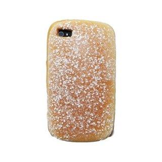 【甘い香り付きパンのケース】 GauGau iPhone 4 SOFT BREAD STYLE Skin  Powder Sugar