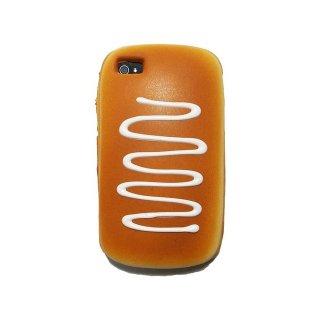 【甘い香り付きパンのケース】 GauGau iPhone 4 SOFT BREAD STYLE Skin  Cream Line
