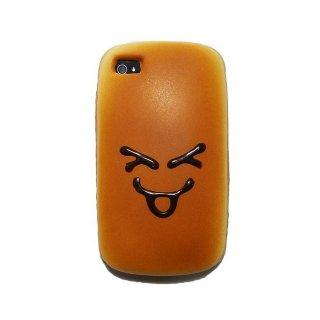 【甘い香り付きパンのケース】 GauGau iPhone 4 SOFT BREAD STYLE Skin  Little Smile