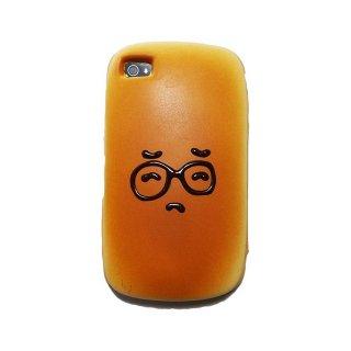 【甘い香り付きパンのケース】 GauGau iPhone 4 SOFT BREAD STYLE Skin  MEGANE