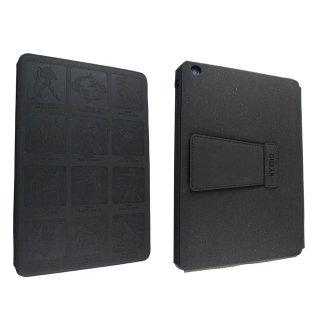 【スタンド機能付きケース】 GISSAR iPad mini 3/2/1 Athena Case  Black