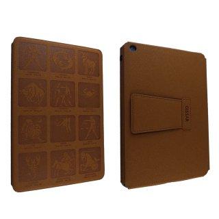 【スタンド機能付きケース】 GISSAR iPad mini 3/2/1 Athena Case  Brown