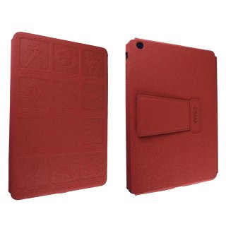 【スタンド機能付きケース】 GISSAR iPad mini 3/2/1 Athena Case  Red