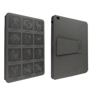 【スタンド機能付きケース】 GISSAR iPad mini 3/2/1 Athena Case  Grey