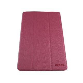 【スタンド機能付き】 GISSAR iPad mini 3/2/1 ヴァーティカルパターン ケース  Pink