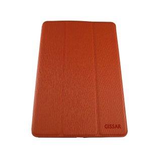【スタンド機能付き】 GISSAR iPad mini 3/2/1 ヴァーティカルパターン ケース  Vermilion