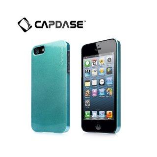 【真珠風の表面加工ケース】 CAPDASE iPhone SE/5s/5 Karapace Protective Case Pearl  Pearl Black