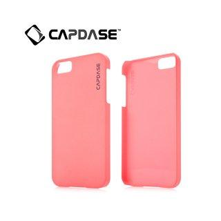 【滑りにくいハードケース】 CAPDASE iPhone SE/5s/5 Karapace Protective Case Touch  Orchid Pink